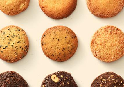 地粉クッキー